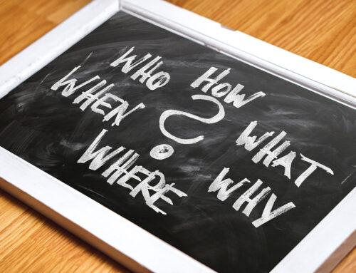 第51回「質問の「クローズド・クエスチョン」のオンパレードと「Why」に注意」